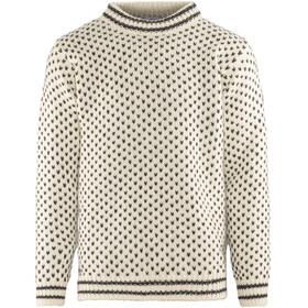 Devold Unisex Nordsjø Crew Neck Sweater Offwhite/Anthracite